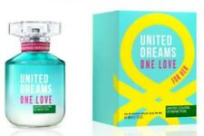 Treehouse: Benetton United Dreams One Love EDT Perfume For Women 80ml