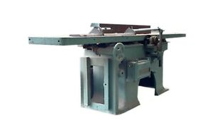 Used classic wood tool / planer / thicknesser