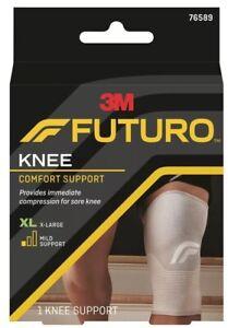 3M Futuro Comfort Lift Knee Support Size X-Large 76589 Injury Brace All Day XL
