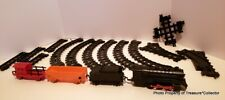 Vintage MARX trains 6914HK Battery Freight Automatic Switching Set plastic HO