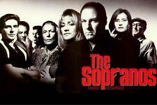 The Sopranos FRIDGE MAGNET (2 x 3 inches)(AA)