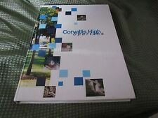 2002 Corvallis High School Oregon OR class photo YEARBOOK Chintimini Spartans