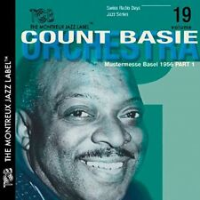 BASEL 1956 PART 1 - BASIE COUNT/ORCHESTRA [CD]