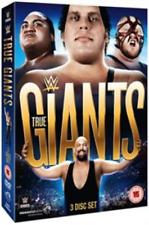WWE: True Giants DVD