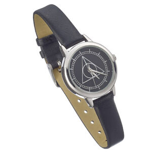 Harry Potter Deathly Hallows Watch 30mm Face, By The Carat Shop
