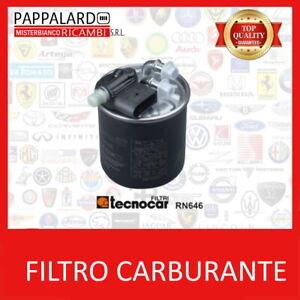 FILTRO GASOLIO MERCEDES-BENZ CLASSE A / B / CLA / CLA SHOOTING BRAKE