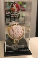 Chicago White Sox 2005 World Series Champion Team Signed Baseball Authenticated!