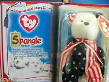 Ty Teddy Bear Collectible Toy ( Spangle The Bear )
