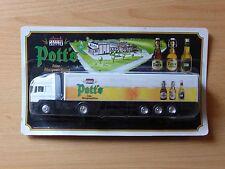 Modellino autocarro per birra Rimorchio per trasporto birra MAN Potts MK 3