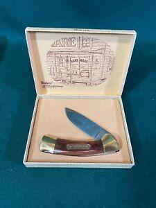 Boker Limited Edition Hardware Commemorative Folding Pocket Knife, Solingen 1979