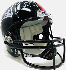 Rob Gronkowski Signed New England Patriots Custom FS Helmet - Auto Beckett BAS