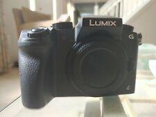 Panasonic Lumix DMC-G85 Mirrorless Micro Four Thirds Digital Camera (Body Only)