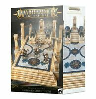 Dominion of Sigmar: Hallowed Stormthrone - Warhammer AoS - Brand New! 64-85