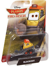 Disney Pixar Planes 2 Fire & Rescue Diecast Pitty Vehicle - Blackout (not CARS)