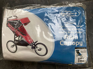 ADVANCE MOBILITY SPECIAL NEEDS BABY JOGGER RAIN COVER INDEPENDENCE STROLLER BN