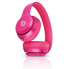 Beats by Dr. Dre Solo2 On-Ear Wired Headphones Pink OEM Original