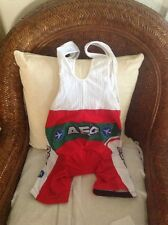 Italy Bib Lycra Cycling Shorts AEG New With Tags Size 5/L  Men's