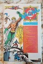 Who's Who in the Dc Universe (1985) #1 Vf/Nm Aquaman 1 Apokolips 1 Key Dc Comic