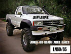 Jungle OFF-ROAD TOYOTA HILUX LN60 LN65 1983-1988 PICKUP FENDER FLARES WHEEL ARCH