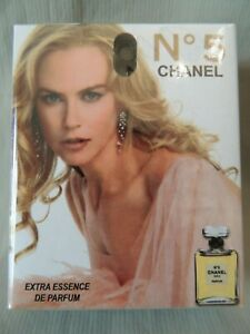 Chanel No 5 extra essence perfume 30ml Paris France travel selection