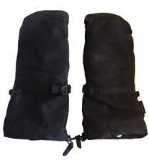 The North Face Black Mittens Men's Size Large