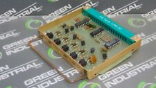 Used Cutler Hammer 160395 Pcb Direct Static Logic Board Revision 2