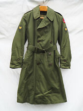 ORIGINAL US ARMY OVER COAT - Short small - 1950 - Good condition