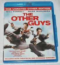 The Other Guys (Blu-ray Disc, 2010, Unrated)