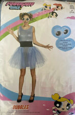 Deluxe Bubbles ADULT Womens Costume The Powerpuff Girls NEW