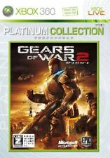 UsedGame Xbox360 Gears of War 2 Platinum Collection [Japan Import] FreeShipping