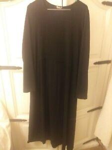 Mama b Black Daino Dress. Size L. Worn Once.