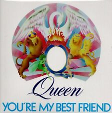 ★☆★ CD Single QUEEN You're my best friend + GERMANY + 2-track CARD SLEEVE  39