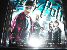 Harry Potter & The Half Blood Prince Original Soundtrack CD - Like New