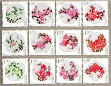 China 2013-6 Peach Blossom Stamps 桃花 - Flowers