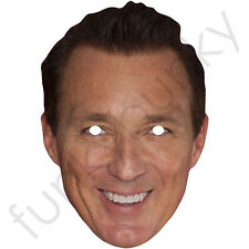 Martin Kemp From Spandau Ballet Card Mask - All Our Masks Are Pre-Cut!