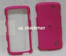 Verizon Cell Phone Armor Case LG VX8575 Pretty Pink