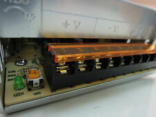 CNC Spindle Motor Power Supply 480W 115VAC-220VAC Input to 48VDC Output 10A