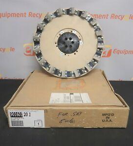 "Diamabrush 901601201 Abrasive Pad 16"" 600 RPM Concrete Tool 25 Grit CW"