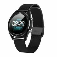 "1.54"" IP68 Waterproof ECG Blood Pressure Oxygen Heart Rate Monitor Smart Watch"