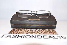 57b69f058c New Roberto Cavalli Neottolemo Gray Gunmetal 271 729 50-17-135 RX Eyeglasses