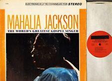 Disques vinyles 45 tours pour Gospel