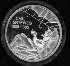 Bundesrepublik 2008 10€ Spitzweg Frauenfußball st