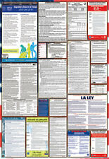 California/Federal Combination Labor Law Posters Spanish Edition!