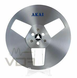 "AKAI R-7M Metal Recording Tape Reel 7"" / 18cm Grade A"