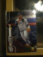 Fernando Tatis Jr. 2020 Topps Chrome #84 Base Refractor Rookie Cup Pack Fresh