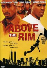 Above the Rim [New Dvd] Dolby, Subtitled, Widescreen