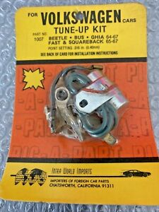 Intra World Imports 1007 Tune Up Kit Fits Volkswagen