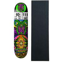 "Element Skateboard Deck Amun Ra Sascha 8.5"" with Grip"