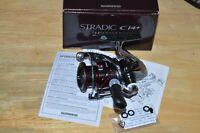 shimano stradic ci4+ 2500hg spinning reel 6.0:1 mono or braid stci4-2500hgfb NEW