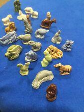 Wade Figurines Red Rose Tea - Lot of 24 Animals, Figures,Ceramic